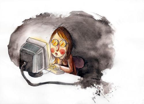Gewaltfantasien und rechtsextreme Abgründe in Online-Netzwerken – Interview mit Karolin Schwarz