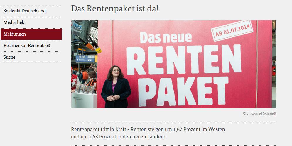 Werbung-SPD