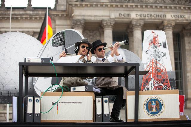 Geheimdienst-Bundestagspetition: Erst nicht-öffentlich, jetzt abgebügelt