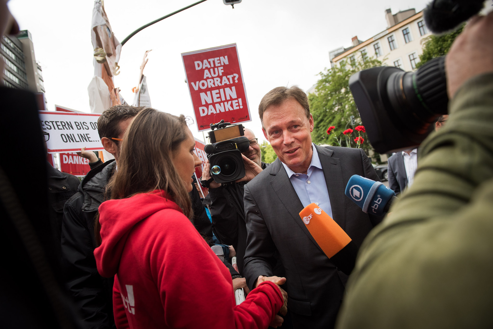Lüge und Verrat in der Politik
