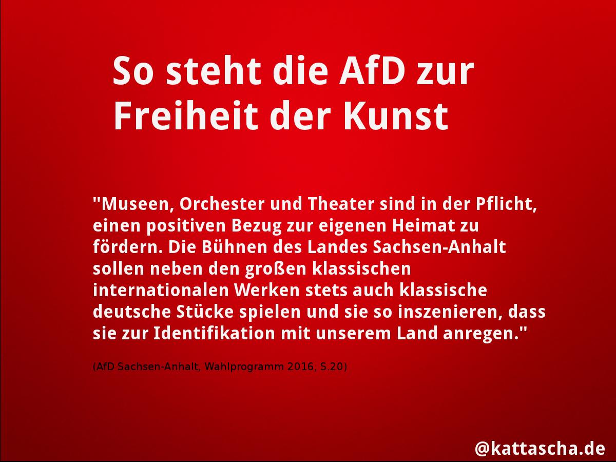 Mut zur Wahrheit: Faktencheck AfD in Bildern