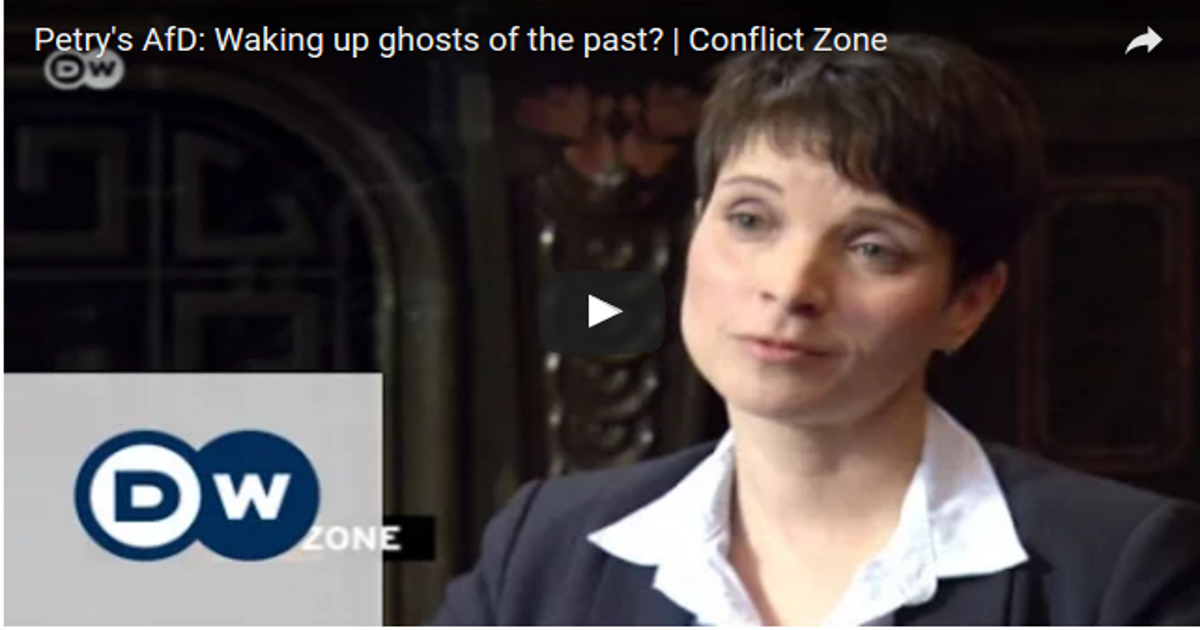 Das beste Interview mit Frauke Petry
