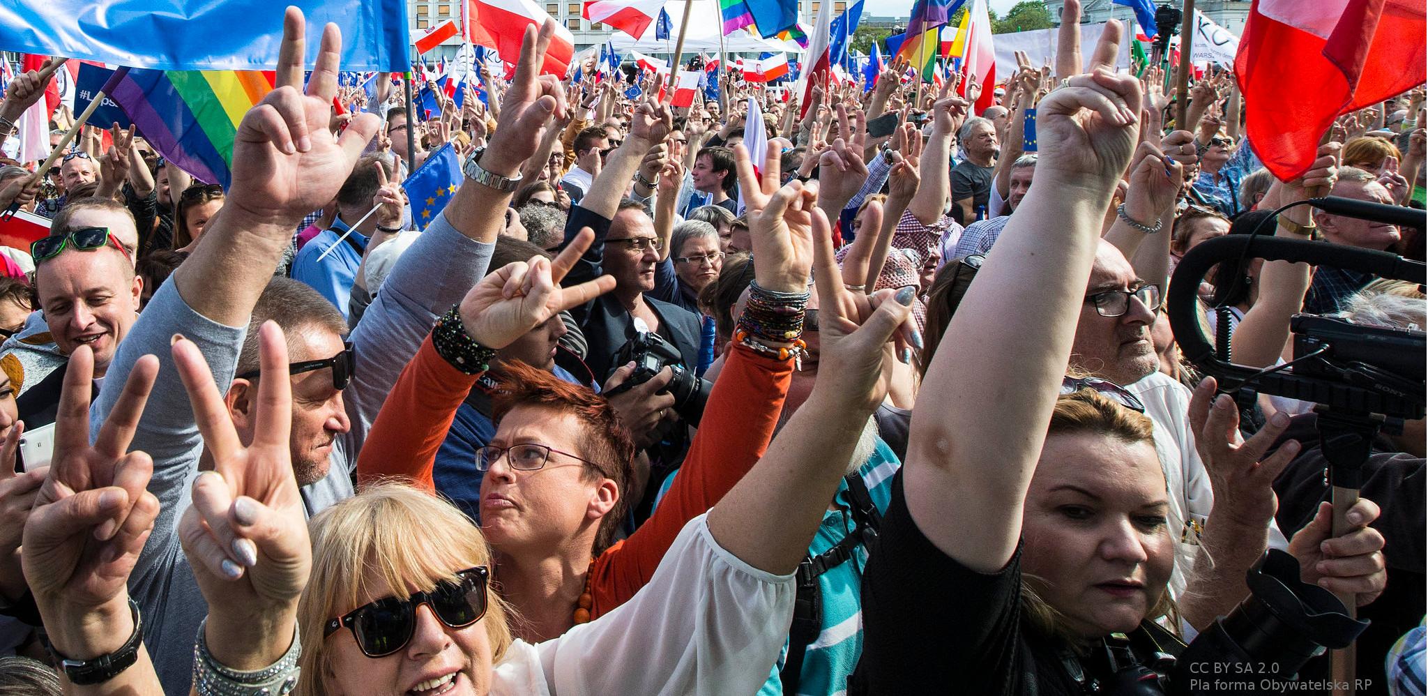 polska-manifestacja