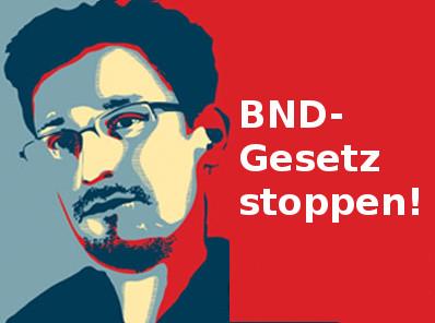 Warum ich eine Petition gegen das neue BND-Gesetz gestartet habe