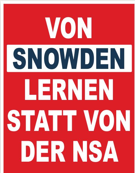 Eil-Aktion am Montag: Protest gegen das BND-Gesetz