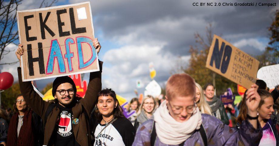 Alice Weidel im Bundestag – Nein, Nein und nochmals Nein