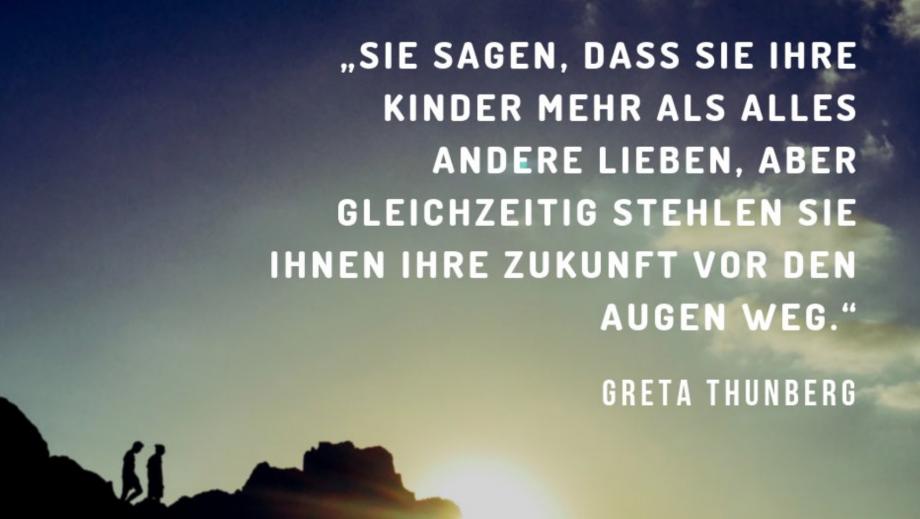 Warum Greta Thunberg recht hat – am Beispiel der Bahn